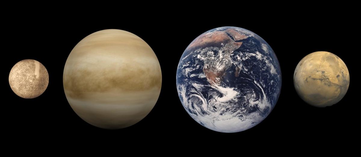 Il sistema solare parte terza
