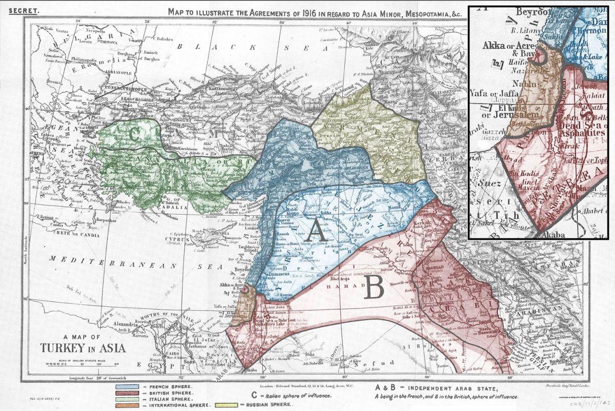 Storia magistra vitae - Siria