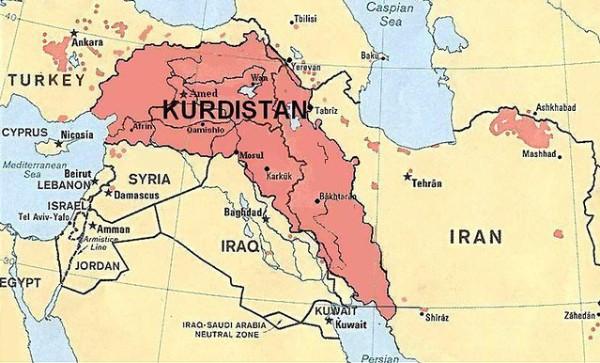 Cartina Kurdistan.Storia Magistra Vitae Il Kurdistan Aspromavros